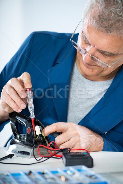 Testing Voltage Stock photo © MilanMarkovic78