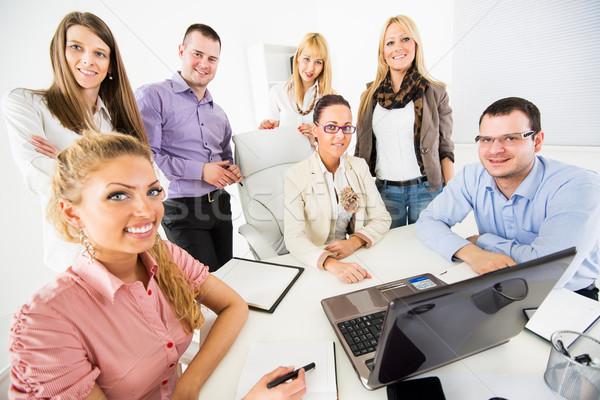 Successful Business Team Stock photo © MilanMarkovic78
