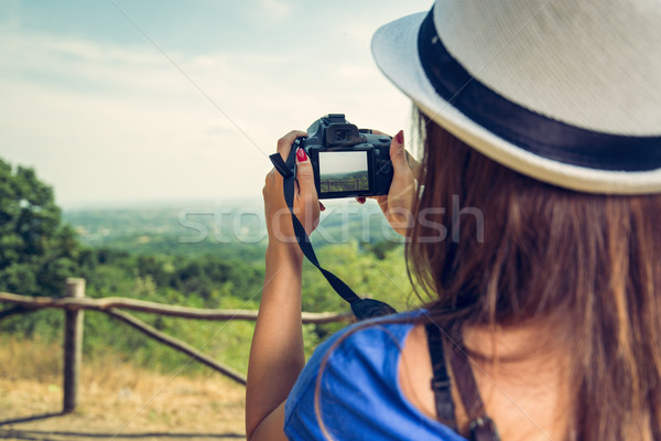 Memory From The Traveling Stock photo © MilanMarkovic78
