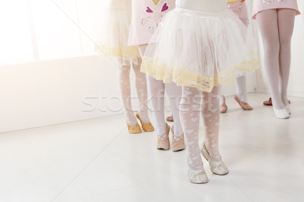 Little Ballerinas Stock photo © MilanMarkovic78