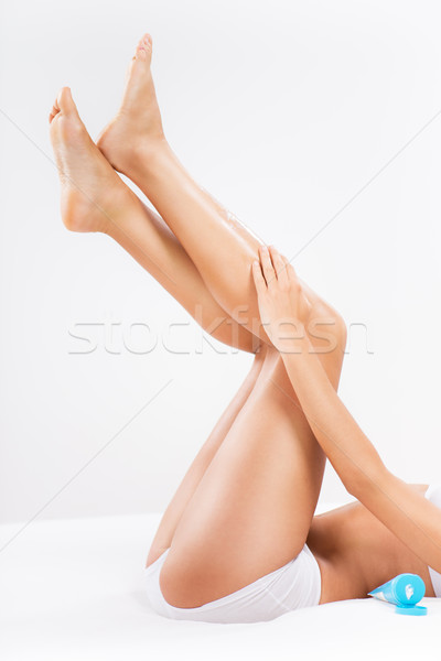 Beautiful female Legs Stock photo © MilanMarkovic78