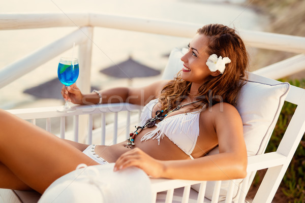Relaxing Time Stock photo © MilanMarkovic78