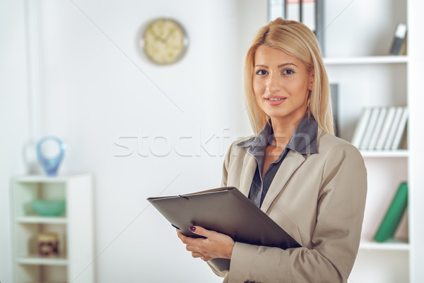 Confidence Leads Success  Stock photo © MilanMarkovic78