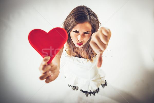 Bad Love Stock photo © MilanMarkovic78