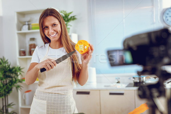 Eat Right, Be Bright! Stock photo © MilanMarkovic78