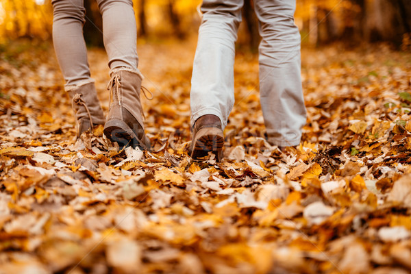Forever Together Stock photo © MilanMarkovic78