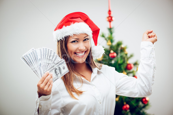 Successful In The New Year Stock photo © MilanMarkovic78