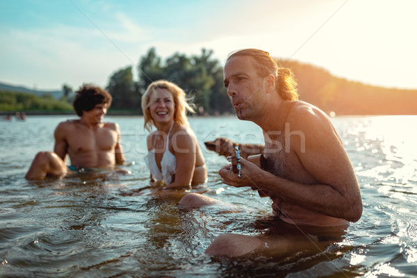 These Are The Best Times Stock photo © MilanMarkovic78