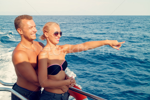 Look Over There! Stock photo © MilanMarkovic78
