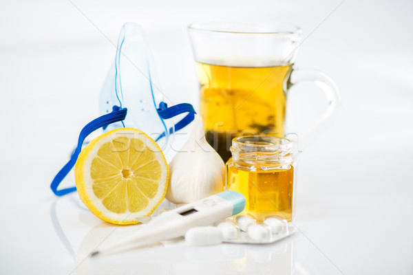 Cold And Flu Stock photo © MilanMarkovic78