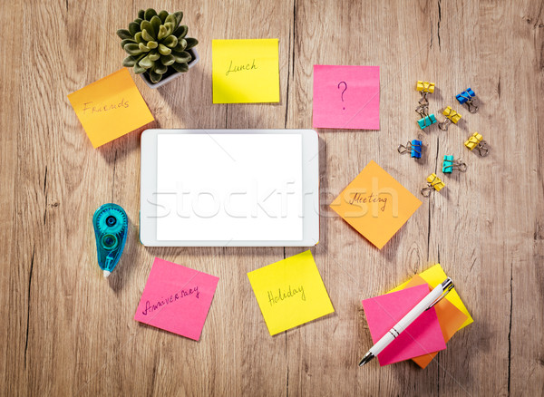 Overloaded Plans Stock photo © MilanMarkovic78
