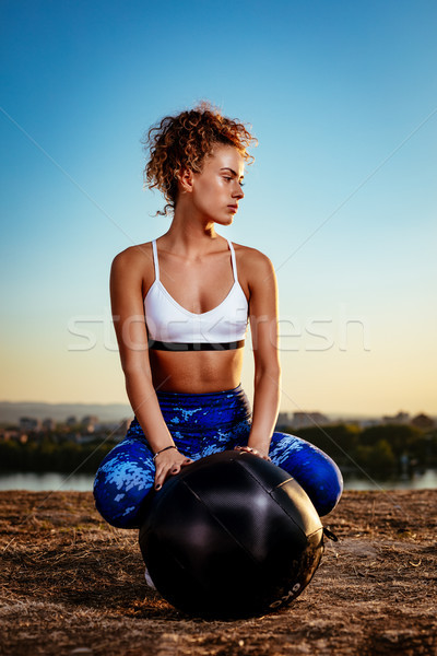 It's Time For Training Stock photo © MilanMarkovic78