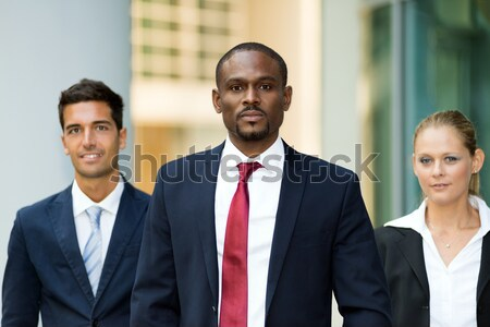 オフィス ビジネス 建物 会議 幸せ ストックフォト © Minervastock
