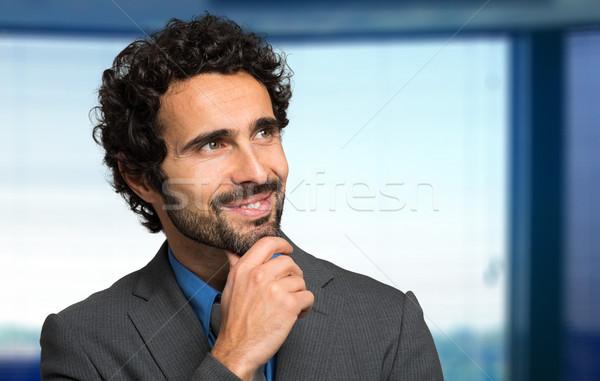 young business man portrait Stock photo © Minervastock