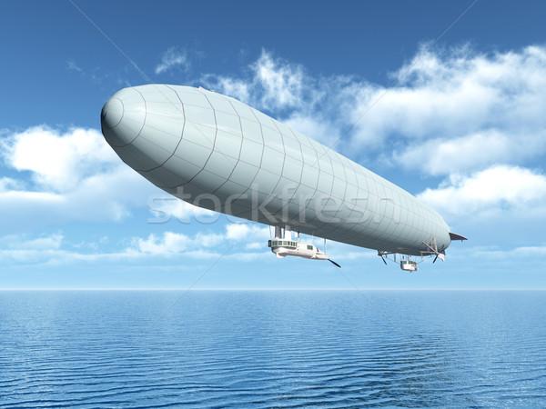 Airship Stock photo © MIRO3D