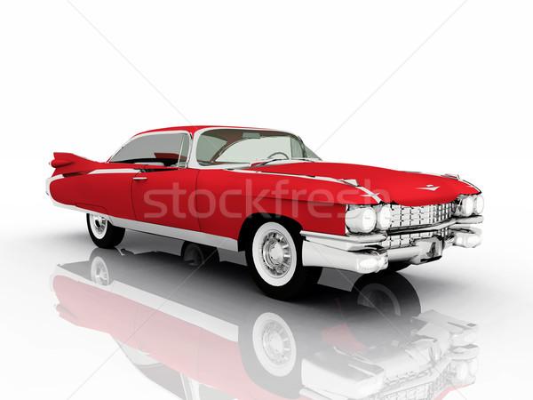 Classic Car Stock photo © MIRO3D
