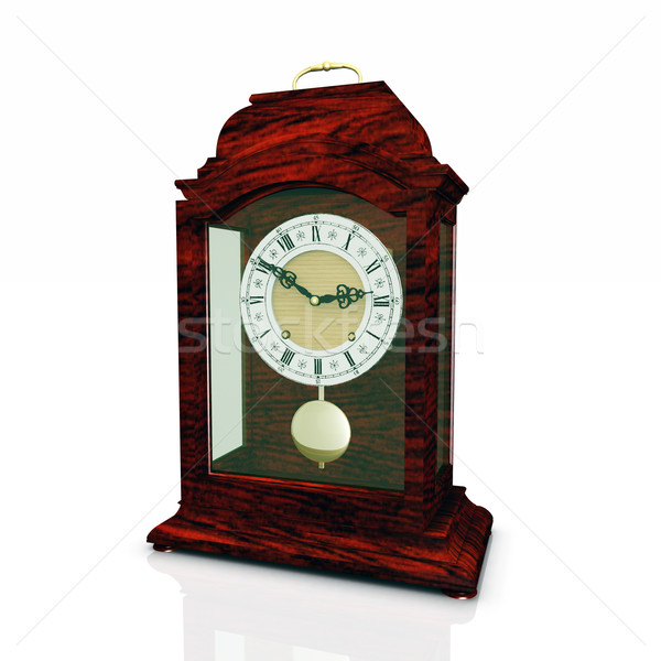 Pendulum Clock Stock photo © MIRO3D