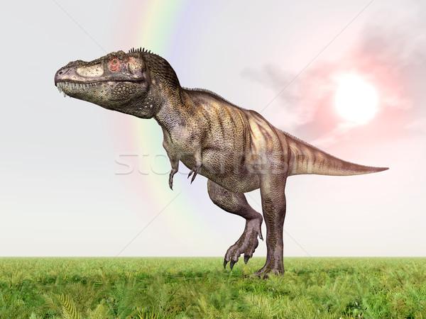 Tyrannosaurus Rex Stock photo © MIRO3D