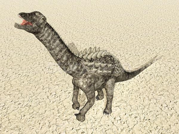 恐竜 コンピュータ 生成された 3次元の図 科学 動物 ストックフォト © MIRO3D