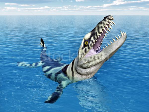 Dakosaurus Stock photo © MIRO3D