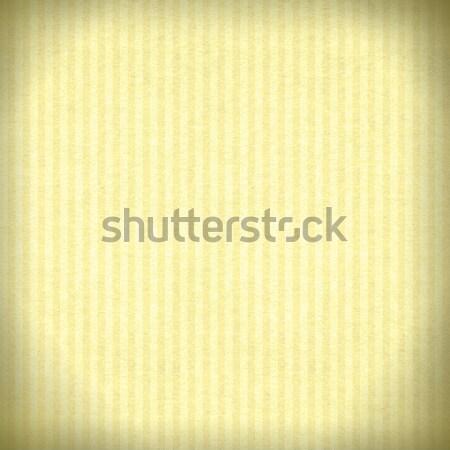 żółty papieru wzór tekstury tle Zdjęcia stock © MiroNovak