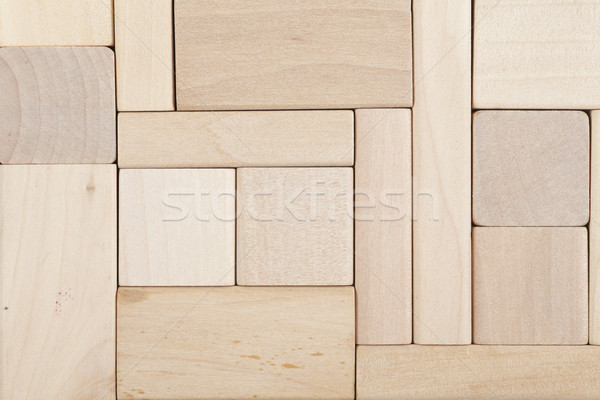 Grain de bois naturelles texture fond plaque Photo stock © MiroNovak