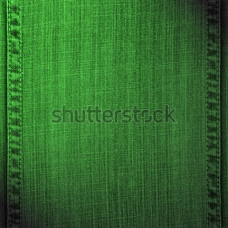 green jeans background Stock photo © MiroNovak