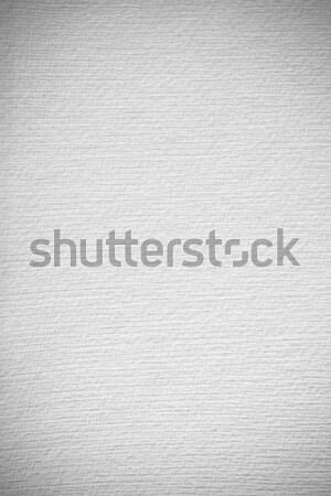 Branco papel grade padrão cartão textura Foto stock © MiroNovak