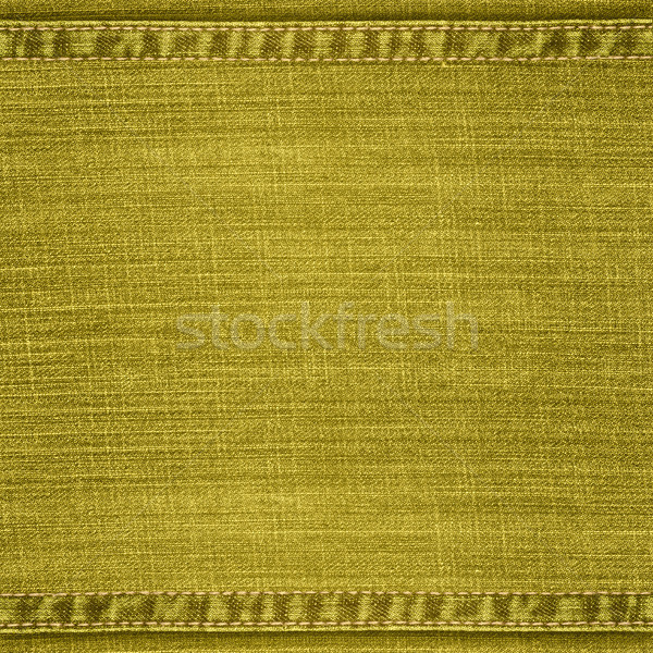 yellow jeans background Stock photo © MiroNovak