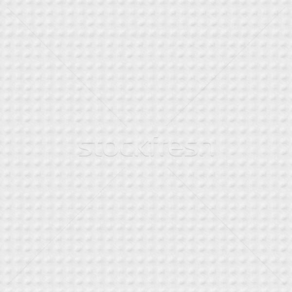Fehér papír pont minta durva textúra Stock fotó © MiroNovak