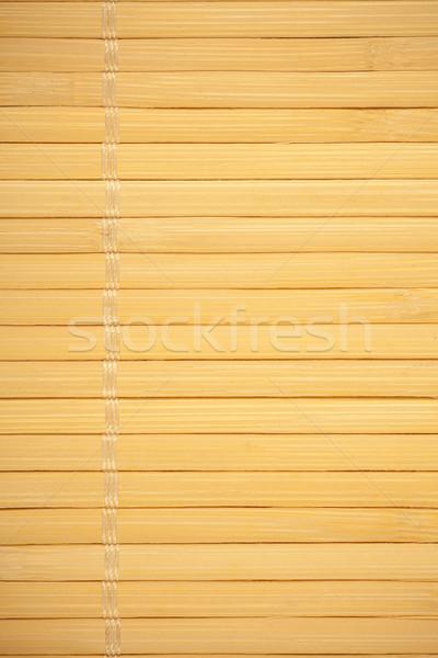 yellow wooden sticks background Stock photo © MiroNovak