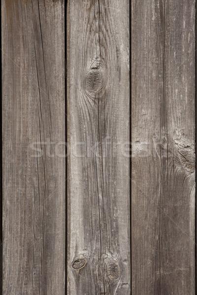 Bois trois grain de bois texture bois Photo stock © MiroNovak