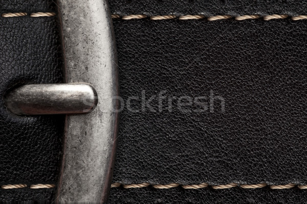 clasp belt detail Stock photo © MiroNovak