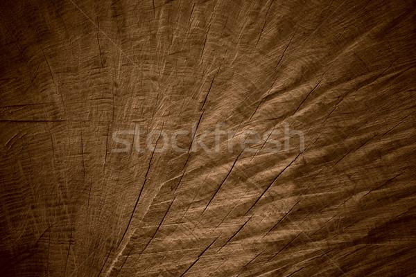 brown wooden background Stock photo © MiroNovak