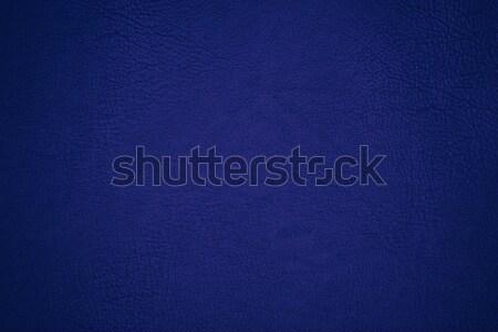 Azul papel áspero padrão cartão textura Foto stock © MiroNovak