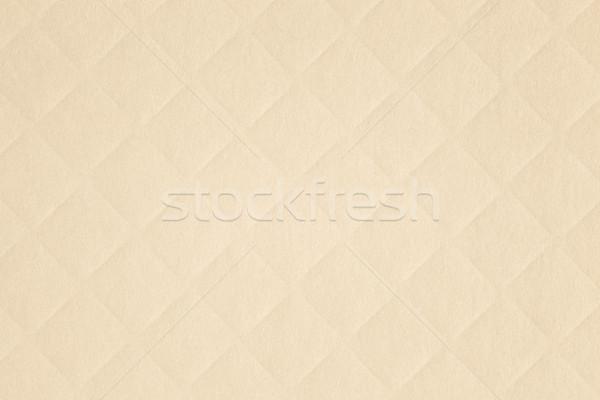 Papír gyémánt minta puha textúra háttér Stock fotó © MiroNovak