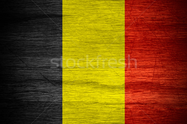 flag of Belgium Stock photo © MiroNovak