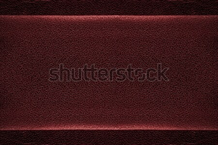 red leather background Stock photo © MiroNovak