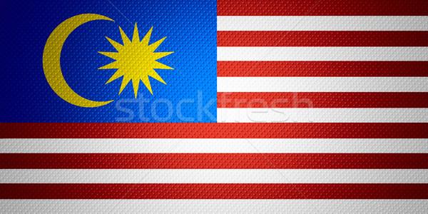flag of Malaysia Stock photo © MiroNovak