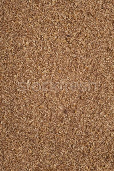 землю анис коричневый зерна фон Сток-фото © MiroNovak