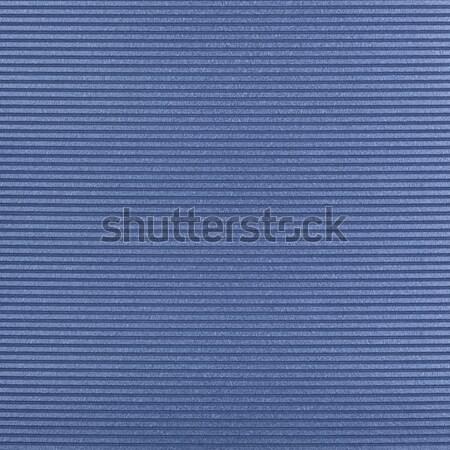 Blauw abstract band patroon textuur Stockfoto © MiroNovak