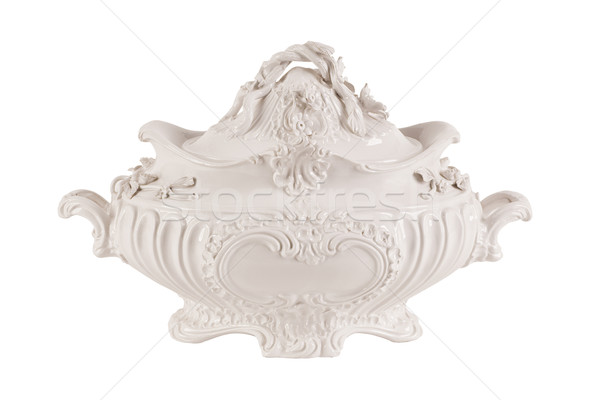 Tureen Stock photo © MiroNovak