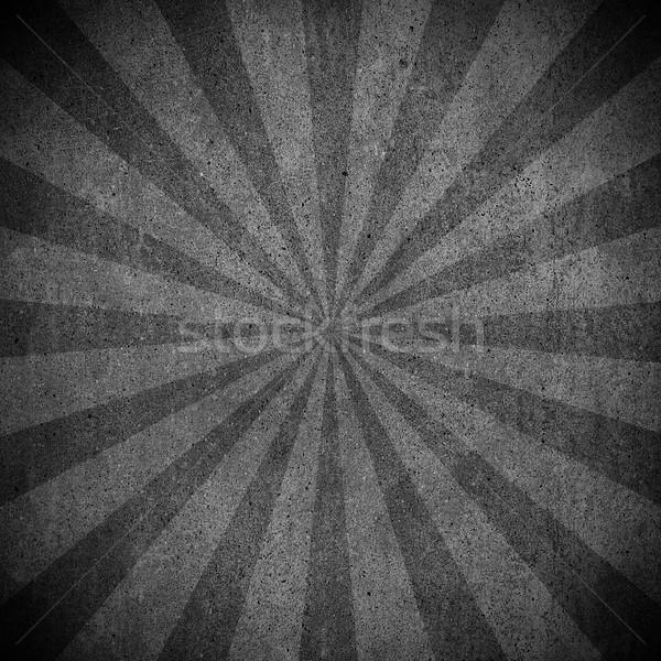Grijs abstract zwarte cement patroon textuur Stockfoto © MiroNovak