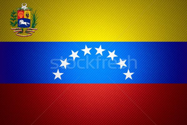 flag of Venezuela Stock photo © MiroNovak