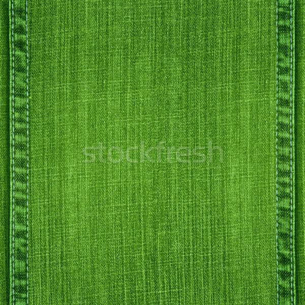 Farmernadrág vászon durva textúra háttér kék Stock fotó © MiroNovak