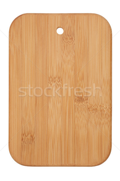 wooden chopping board  Stock photo © MiroNovak