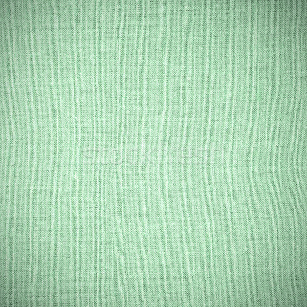 green abstract linen background Stock photo © MiroNovak