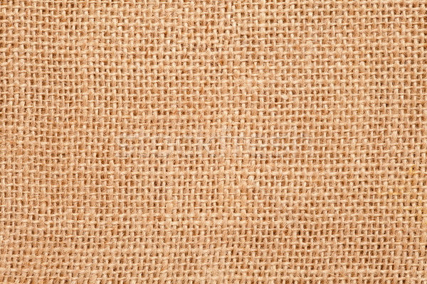 Vászon barna gabona minta vászon textúra Stock fotó © MiroNovak