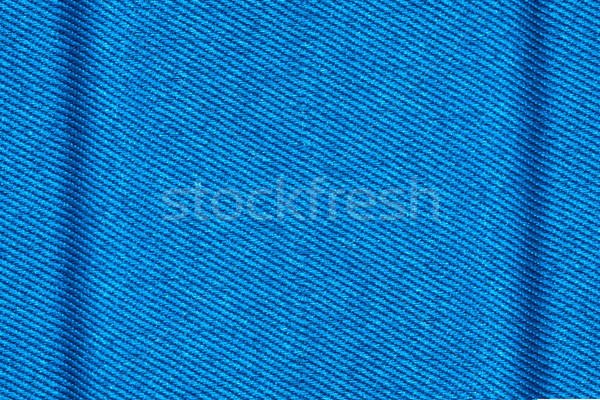 blue canvas background Stock photo © MiroNovak