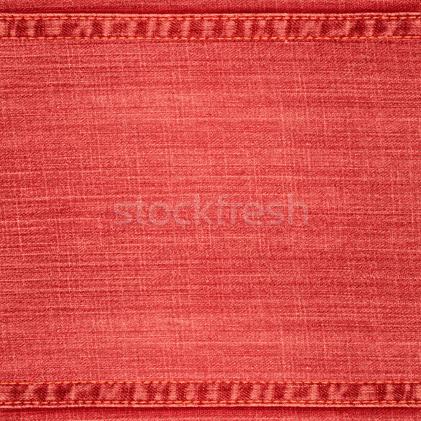 red jeans background Stock photo © MiroNovak